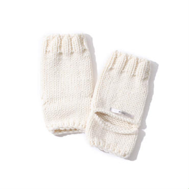 WNAME UNCLE WARMER(WHITE)