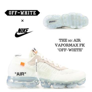 (ナイキ) NIKE★ Nike VaporMax 2.0 x OFF-WHITE OWスニーカー男女兼用