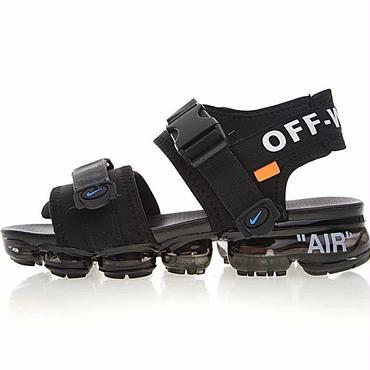 (ナイキ) NIKE /Off white x Nike Air VaporMax 男女兼用サンダル[並行輸入品]