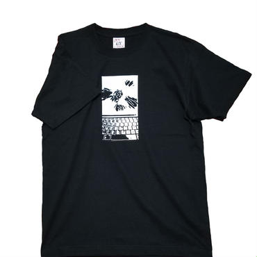 Screen T-shirts Black