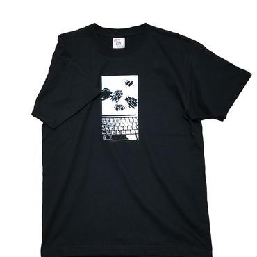 Screen T-shirts Black