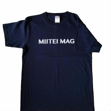 MIITEI T-shirts Navy
