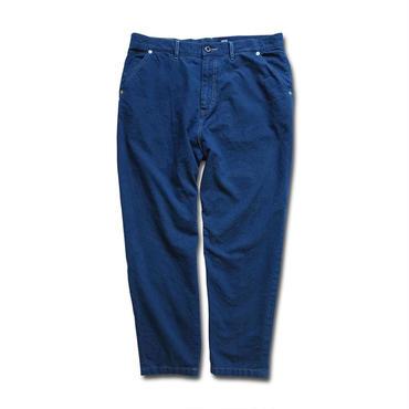 【DEAD STOCK!】100%PURE ORGANIC COTTON DUNGAREE PANTS(藍染)