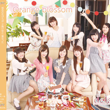 Orange blossom/dela