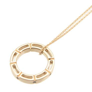 エムジェー[m.J][MJPN-06PGD]ソレイユネックレスw/18Kピンクゴールド ダイヤモンド[SOLEIL NECKLACE w/DIA 18KPG]