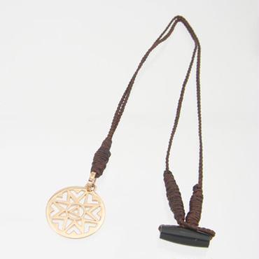 エムジェー[m.J][正規販売店][ネックレス][necklace][MJP-02PG]ピュイサンスペンダント18Kピンクゴールド [PUISSANCE PENDANT 18KPG]