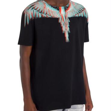 マルセロバーロン MARCELO BURLON Tシャツ 半袖 丸首 メンズ カットソー