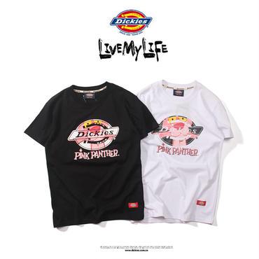 Dickies(ディッキ-ズ) Tシャツ メンズ 半袖 カットソー ブランドマークプリント