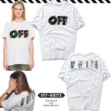 OFF-WHITE オフホワイト トップス スウェット シャツ コットン メンズ Tシャツ