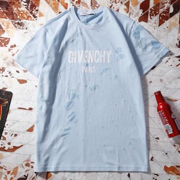 ジバンシー ジバンシィ GIVENCHY Tシャツ 半袖 丸首 メンズ  2018SS