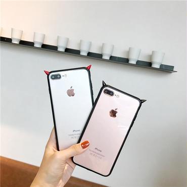 【M423】★ iPhone 6 / 6s /6Plus / 6sPlus / 7 / 7Plus / 8 / 8Plus / X ★ シェルカバー ケース クリアバック