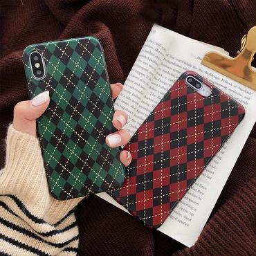 【M244】★ iPhone 6 / 6sPlus / 7 / 7Plus / 8 / 8Plus / X/ XS / Xr /Xsmax ★ シェルカバー ケース Winter Gird