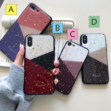 【M301】★ iPhone 6 / 6sPlus / 7 / 7Plus / 8 / 8Plus / X /XS /XR/Xs max★ シェルカバーケース ART COLOR
