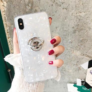 【M344】★iPhone 6 / 6s / 6Plus / 6sPlus / 7 / 7Plus / 8 / 8Plus / X ★ シェルカバー ケース キラキラ パステル 可愛い