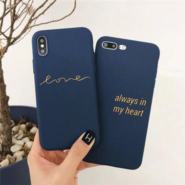 【N142】★ iPhone 6 / 6sPlus / 7 / 7Plus / 8 / 8Plus / X / Xs /XR /XSmax ★ iPhone ケース Love  in my Heart