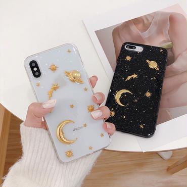 【N169】★ iPhone 6 / 6sPlus / 7 / 7Plus / 8 / 8Plus / X/XS /Xr /Xs Max★ シェルカバー ケース  Golden おしゃれ