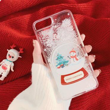 【M257】★ iPhone 6s / 6sPlus / 7 / 7Plus / 8 / 8Plus / X / Xs / Xr /Xsmax★ シェルカバーケース XMAX SNOWMAN