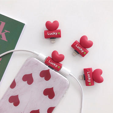 【MS100】♡ Lucky Charger Plug ♡