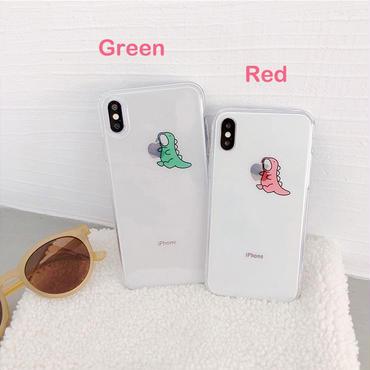 【N124】★ iPhone 6 / 6sPlus / 7 / 7Plus / 8 / 8Plus / X/XS / Xr /Xsmax ★ シェルカバー ケース Transparent Cover