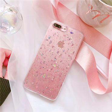 【M316】★iPhone 6 / 6s / 6Plus / 6sPlus / 7 / 7Plus / 8 / 8Plus / X iphone caseシェルカバー ケース Bling 可愛い