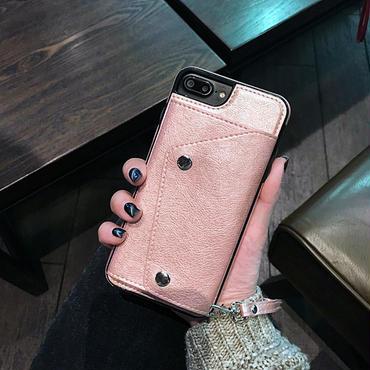 【M913】★ iPhone6 / 6Plus / 6s / 6sPlus / 7 / 7Plus/ 8 / 8Plus / X  ★ Wallet Card iPhone ケース