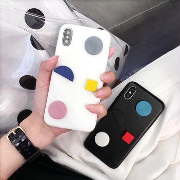 【M728】★ iPhone 6 / 6s / 6Plus / 6sPlus / 7 / 7Plus / 8 / 8Plus / X ★ シェルカバーケース Fashion Design 3D