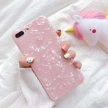 [M338]★ iPhone 6 / 6s / 6Plus / 6sPlus / 7 / 7Plus / 8 / 8Plus / X ★ PINK iPhone キラキラ パステル 可愛い