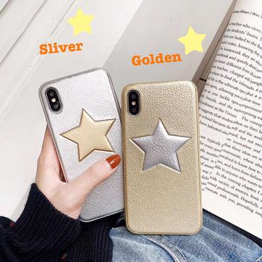 【M226】★ iPhone 6 / 6sPlus / 7 / 7Plus / 8 / 8Plus / X/XS / Xr /Xsmax ★ シェルカバー ケース  STAR星⭐️