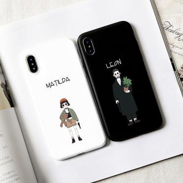 【M918】★ iPhone 6 / 6s / 6Plus / 6sPlus / 7 / 7Plus / 8 / 8Plus / X ★ シェルカバーケース カップル