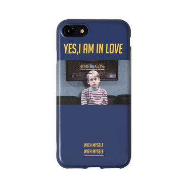 【M819】★ iPhone 7 / 7Plus / 8 / 8Plus / X ★ シェルカバー ケース Myself Boy