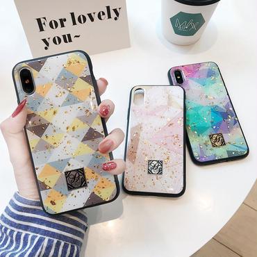 【M235】★ iPhone 6 / 6sPlus / 7 / 7Plus / 8 / 8Plus / X /XS /XR/Xs max★ シェルカバーケース Glitter おしゃれ