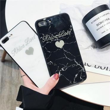【M352】★ iPhone 6 / 6s / 6Plus / 6sPlus / 7 / 7Plus / 8 / 8Plus / X ★ Marble Case ケース 大理石 ベルト お洒落