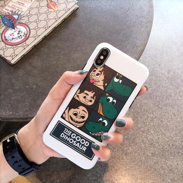 【M747】★ iPhone 6 / 6s / 6Plus / 6sPlus / 7 / 7Plus / 8 / 8Plus / X ★ シェルカバー ケース Pets with Kids