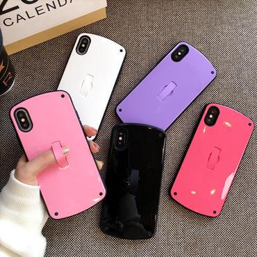 【N177】★ iPhone 6 / 6sPlus / 7 / 7Plus / 8 / 8Plus / X /XS /XR/Xs max★ シェルカバーケース Color