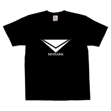 """MONARK """"basic logo"""" tee (Black)"""