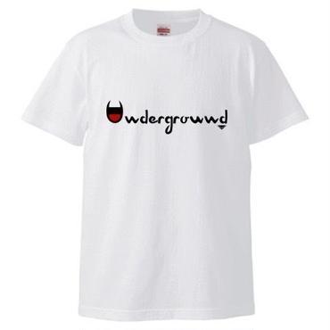 """MONARK""""underground""""tee(white)"""