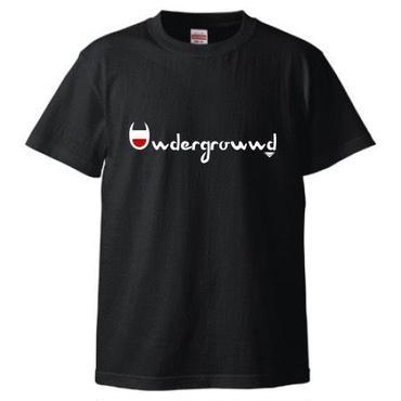 "MONARK""underground""tee(black)"