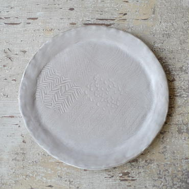 mouhitoaji パン皿