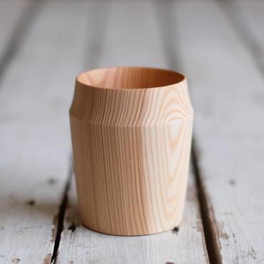 木製カップ「TROLL-slim」(実物写真)