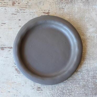 teto ceramic リムプレート・大(錆鉄)