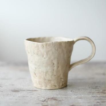 bonoho 白いマグカップ