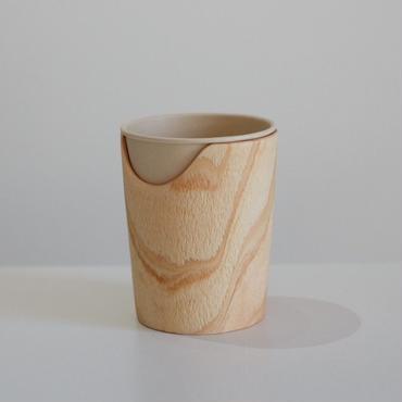 FUQUGI 木製カップホルダー (実物写真) 7