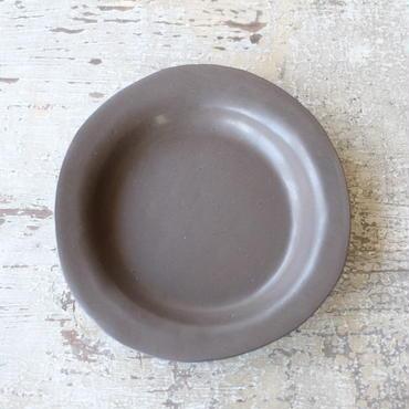 teto ceramic リムプレート・中(錆鉄)