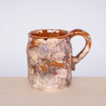 mouhitoaji かすりマグカップ