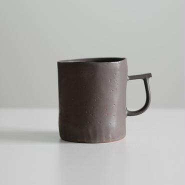 teto ceramic  マグカップ大 (錆鉄)