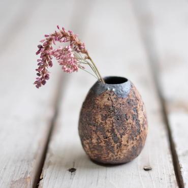 螢松窯 森の花器・小 (現品写真)