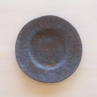bonoho 黒27センチリムプレート(現品写真)