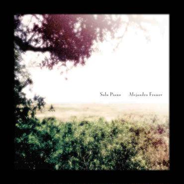 音楽CD「Solo Piano」 Alejandro Franov