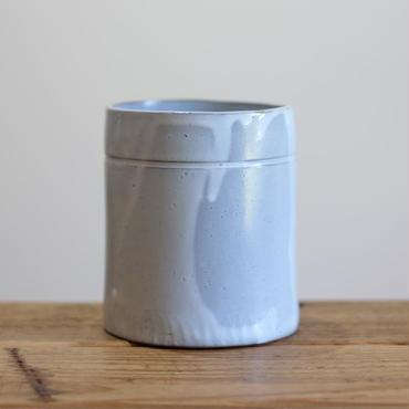 teto ceramics フリーカップ・大・透明釉(現品写真)