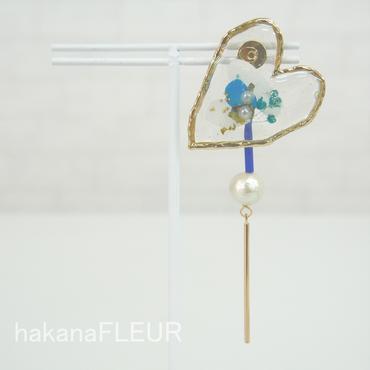 【hakanaFLEUR】ピアス【h-09】